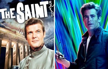 'The Saint': Chris Pine sustituye a Chris Pratt en el reboot que prepara el director de 'Rocketman'