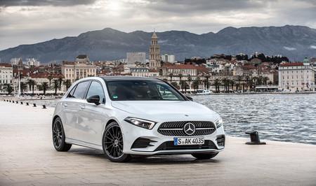 Mercedes-Benz Clase A 2018, a prueba