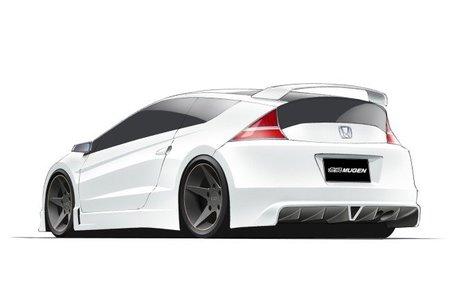 Honda CR-Z Mugen Trasera