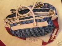 El bolso de Keira Knightley a subasta