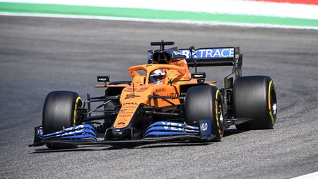 Sainz Mugello F1 2020