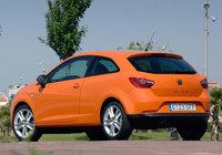 El Seat Ibiza SportCoupe compartirá el color naranja con Lamborghini