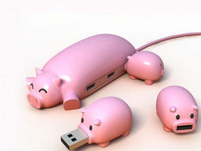 Los 5 USB que necesitarás en tu día a día