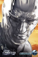 Posters de 'Fantastic Four: Rise of the Silver Surfer'
