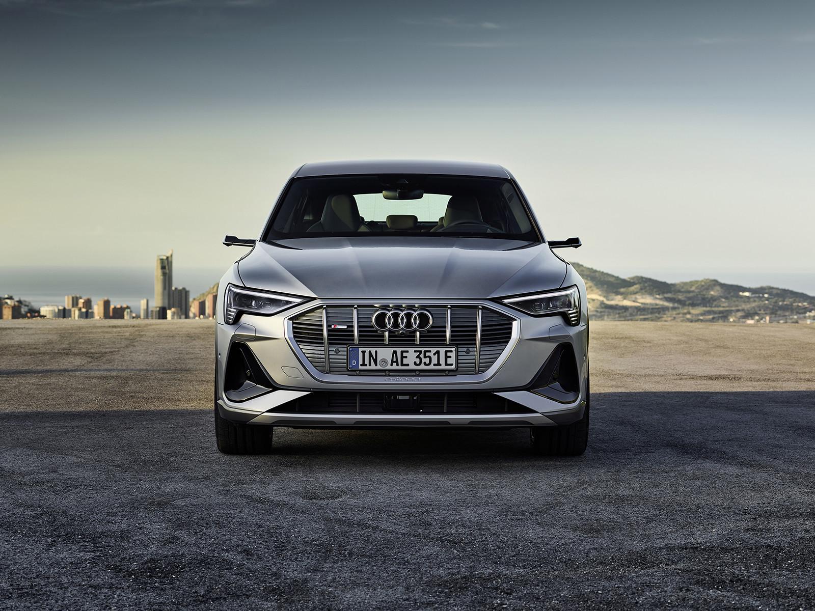 Foto de Audi e-tron Sportback (30/57)
