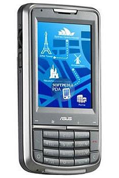 Asus P526, teléfono con WM6