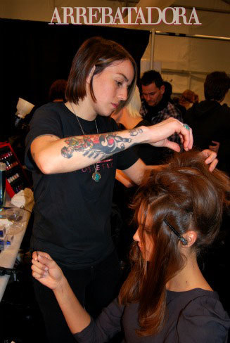 Foto de Maquillaje de Pasarela: Toni Francesc en la Semana de la Moda de Nueva York 2 (23/24)