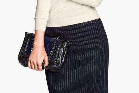 ¿Y estos bolsos tan monos? ¿Son de lujo? Casi, pero los firma H&M