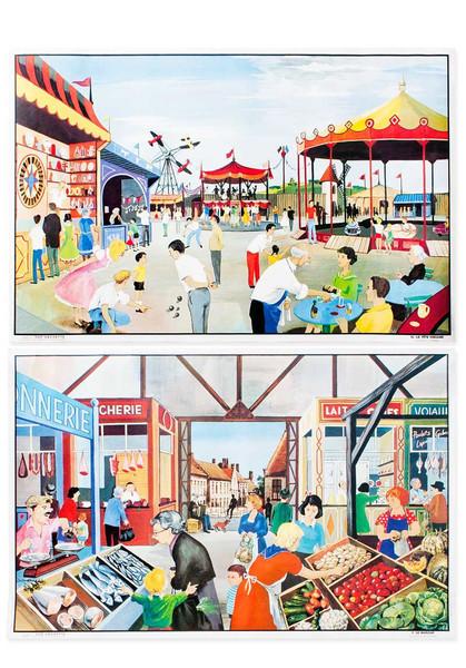 Feria Mercado Grande