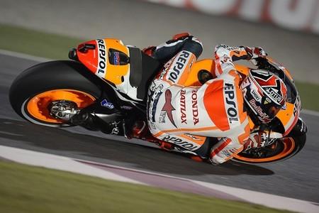 MotoGP Catar 2013: el incidente entre Dani Pedrosa y Marc Márquez