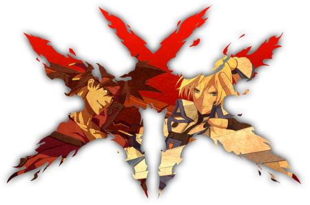 Ggxrd Artwork Transparent