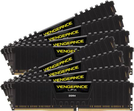 Corsair y G.Skill revelan la DDR4 más rápida para Intel X99 en kits de 128GB