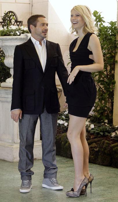 Famosas ayer y hoy: Gwyneth Paltrow, de suspenso a sobresaliente