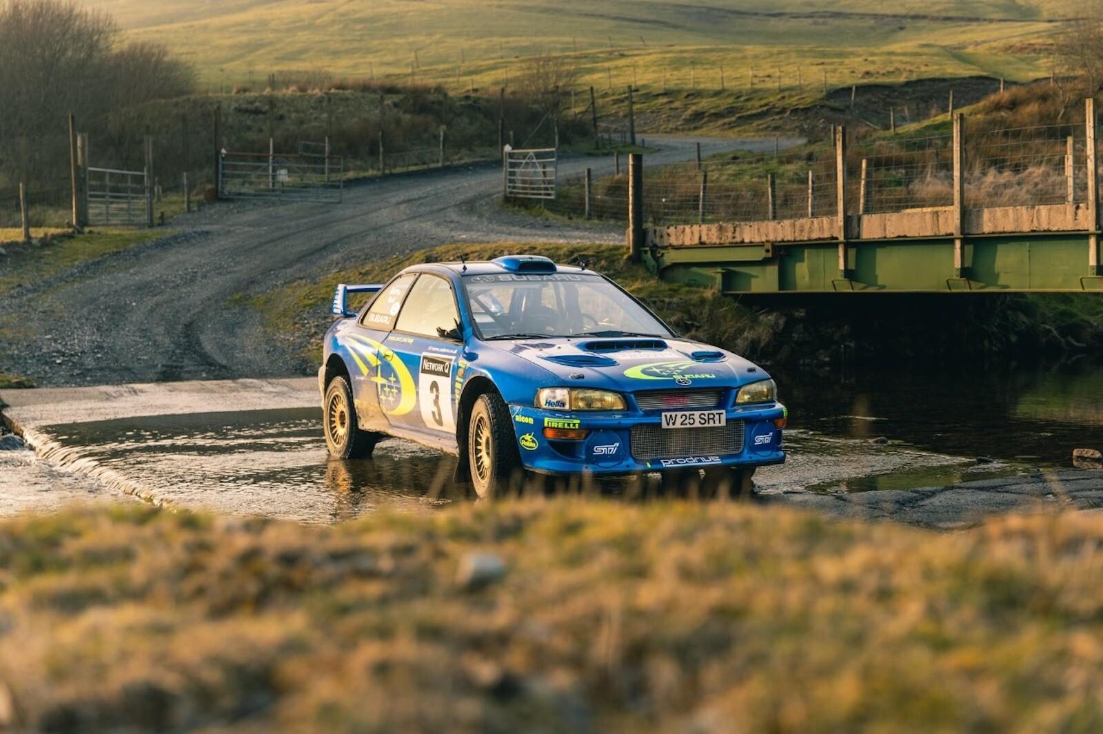 Foto de El Subaru Impreza WRC más caro en la historia (1/17)