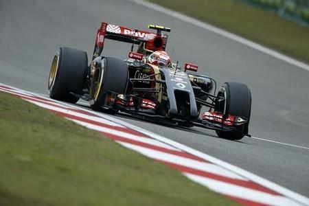 Lotus podría haber llegado a un acuerdo para usar motores Mercedes la próxima temporada