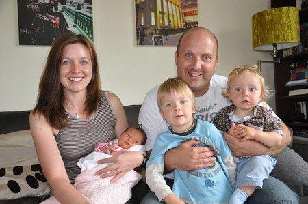 ¿Habéis decidido no tener más hijos a raíz de la crisis?