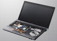 Sony Vaio Z, se renuevan con Intel i7 y discos Quad SSD