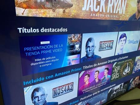 El alquiler y compra de películas y documentales llega a Prime Video en España