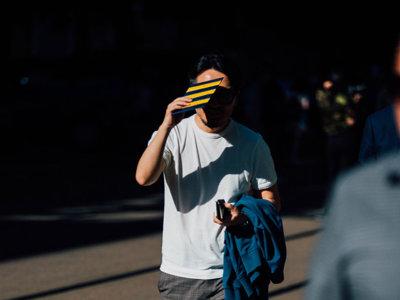 El mejor street-style de la semana: mucho mejor a la sombra