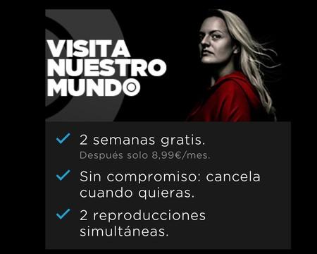 Hbo Espana Dos Semanas