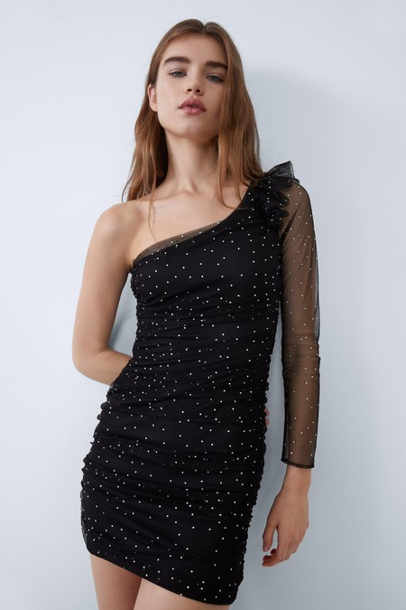 Zara Black Friday 2019 Vestido 11