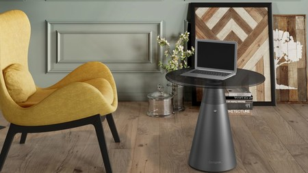 ¿Tu mesa de café es aburrida? Esta es además un altavoz con sonido en 360 grados