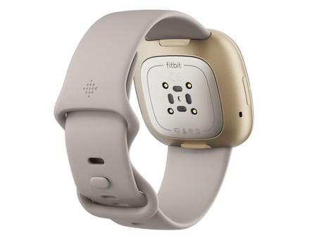 Fitbit Sense Oficial Smartwatch Sensores