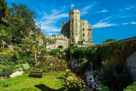 Castillo De Windsor