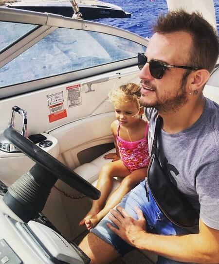 Esto es lo que dejó Álex Casademunt: su hija Bruna, su historial amoroso y el truncado regreso de 'Fórmula Abierta'