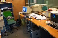 ¿Menos absentismo laboral por la crisis?