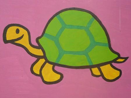 el cuento de la tortuga
