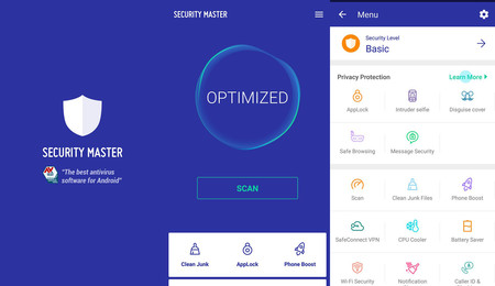 Security Master Antivirus Vpn Applock Booster Android
