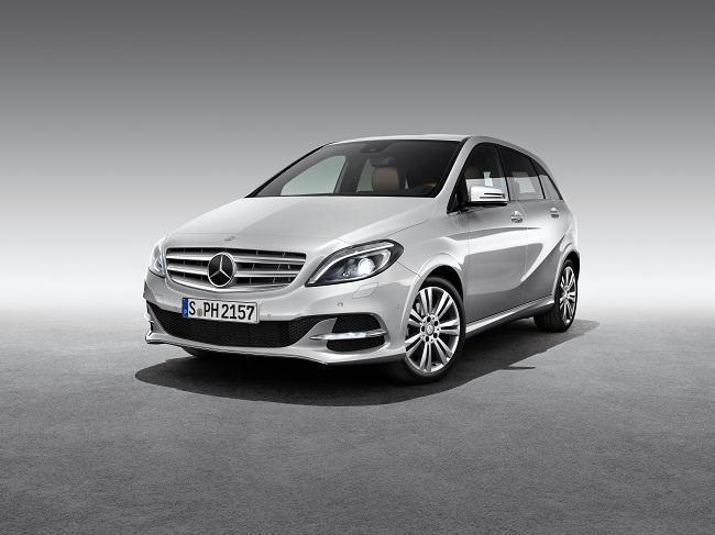 Mercedes-Benz B200 NGD