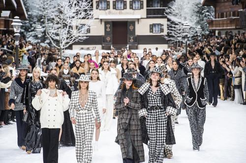 PFW termina por todo lo alto: Chanel hizo historia, pero Miu Miu, Lacoste y Louis Vuitton no se quedan atrás