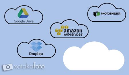 Los mejores servicios de almacenamiento en la nube para fotógrafos
