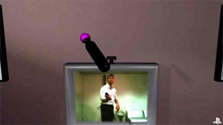 El Sony Motion Controller se muestra en vídeo una vez más