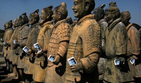 China supera a Estados Unidos como mercado más grande de Smartphones