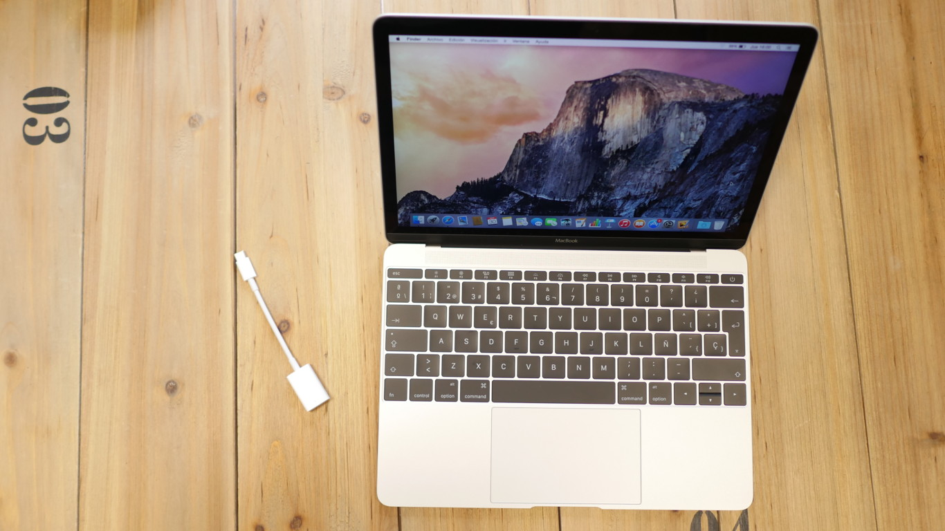 Macbook 2015, primeras impresiones con vídeo