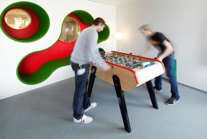 Foto de Espacios para trabajar: las renovadas oficinas de Lego (12/14)