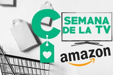 Semana de la Televisión en Amazon: 7 nuevas ofertas para que renovar TV te salga más económico