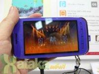 NTTDocomo, los móviles japoneses en el MWC