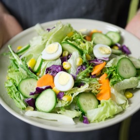 Si buscas adelgazar, estos son los nutrientes que no pueden faltar en tu dieta