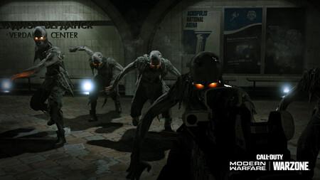 Los zombis asaltarán Call of Duty: Warzone con Zombie Royale, su nuevo modo de juego temporal con motivo de Halloween