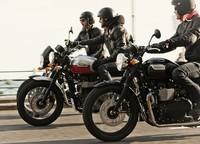 Triumph Vintage, la gama 2014 llega con algunos pequeños cambios