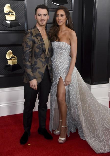 Kevin Jonas Premios Grammy 2020