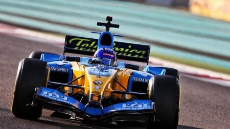 Alonso Abu Dabi F1 2020