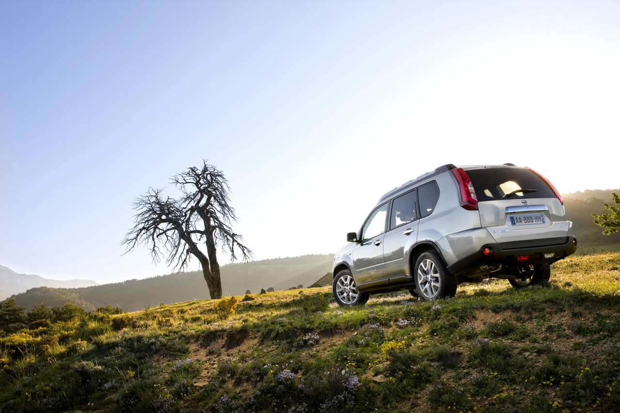 Foto de Nissan X-Trail 2010 (14/32)