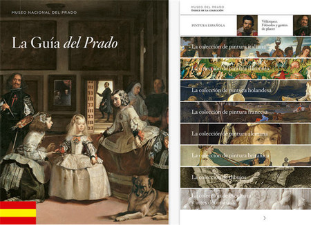 La Guía del Prado para iPad cuenta con propuestas para acercar el museo a los niños