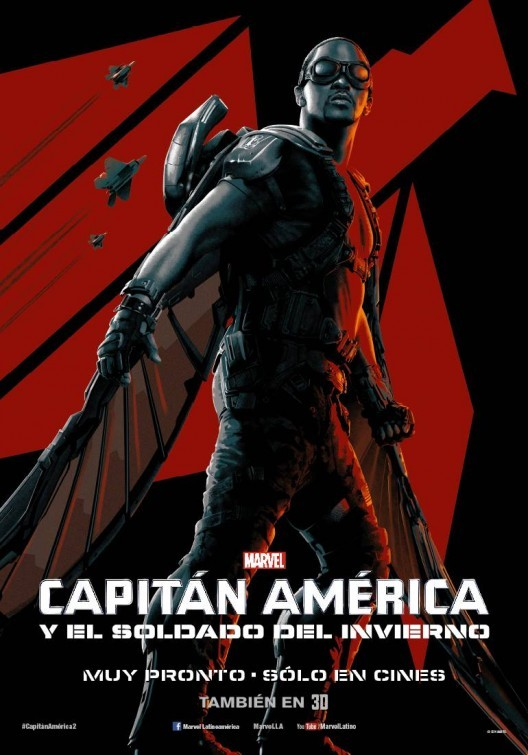 Foto de Carteles de 'Capitán América 2' (20/23)