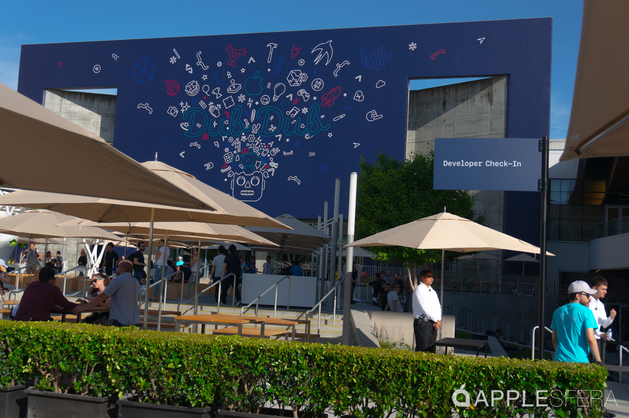 Foto de WWDC19 McEnery Center (12/35)